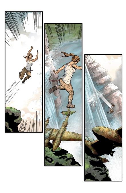 Tomb Raider 001-005