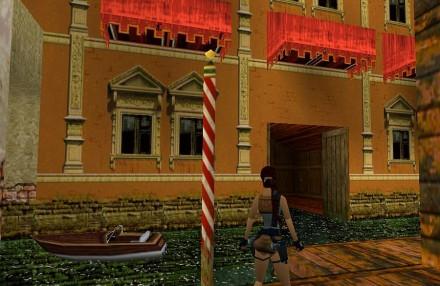 Venecia (Tomb Raider II).