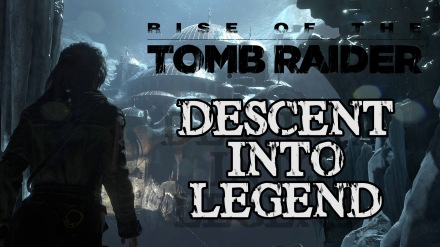 DESCENT INTO LEGEND