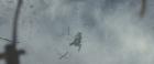 Tomb Raider T2, parachute screen
