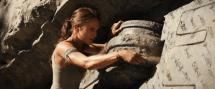 Tomb Raider T2, puzzle screen