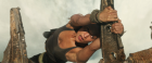 Tomb Raider T2, rope screen